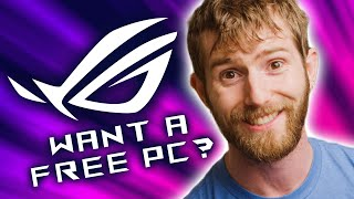 EUROPESE OMROEP OPENN Do you have a SLOW PC?! - ROG Rig