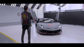 EUROPESE OMROEP | OPENN  | Inspiration comes easily, with Jorge Lorenzo and Aventador SVJ 63 Roadster