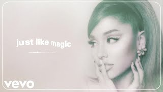 EUROPESE OMROEP | OPENN  | Ariana Grande - just like magic (audio)