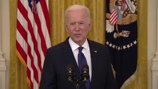 EUROPESE OMROEP | OPENN  | 'No evidence' Russia involved in Colonial hack, President Joe Biden says