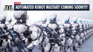 EUROPESE OMROEP | OPENN  | Military Considering Robot Controlled Weapons