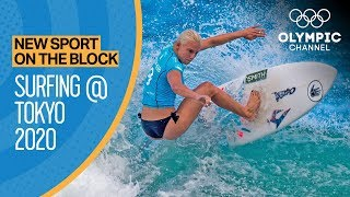 EUROPESE OMROEP | Olympic | Surfing - Tokyo 2020 | New Sport on the Block | 1524567608 2018-04-24T11:00:08+00:00